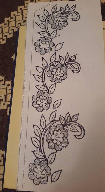 رشمات متنوعة للتنبات والطرز من موقع أم عمران rachmat tarz ~ أم عمران