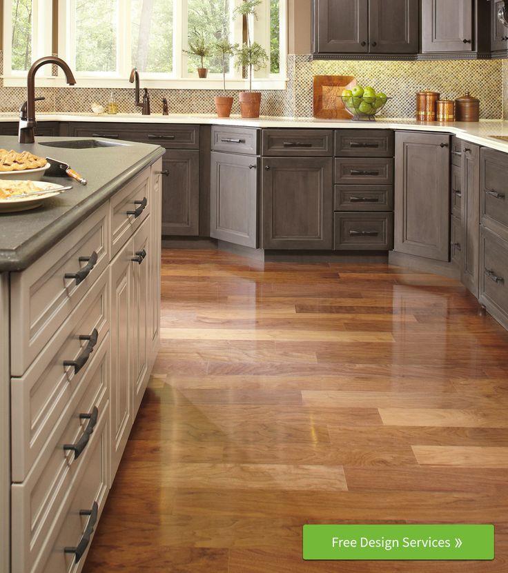 New flooring trends gurus floor for Kitchen flooring trends