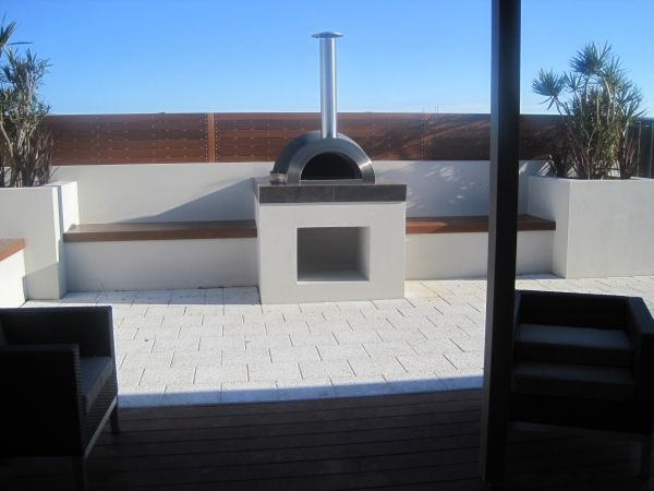 Zesti Pizza Oven