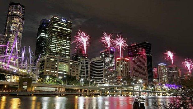 Brisbane New Years Eve
