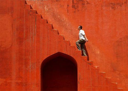 Red+stairs(+Jantar+Mantar)
