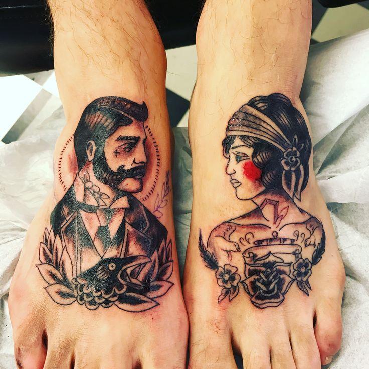 Old school tattoo tatuering stockholm