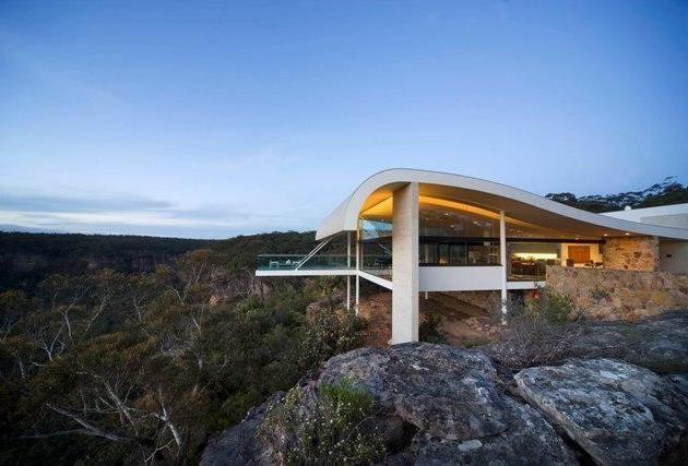 The Berman House by Harry Seidler » CONTEMPORIST