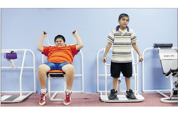 Obesity higher in boys than girls: study