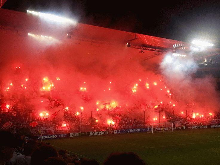 #Legia Warszawa - #Steaua Bukareszt / #Warszawa / 27.08.2013