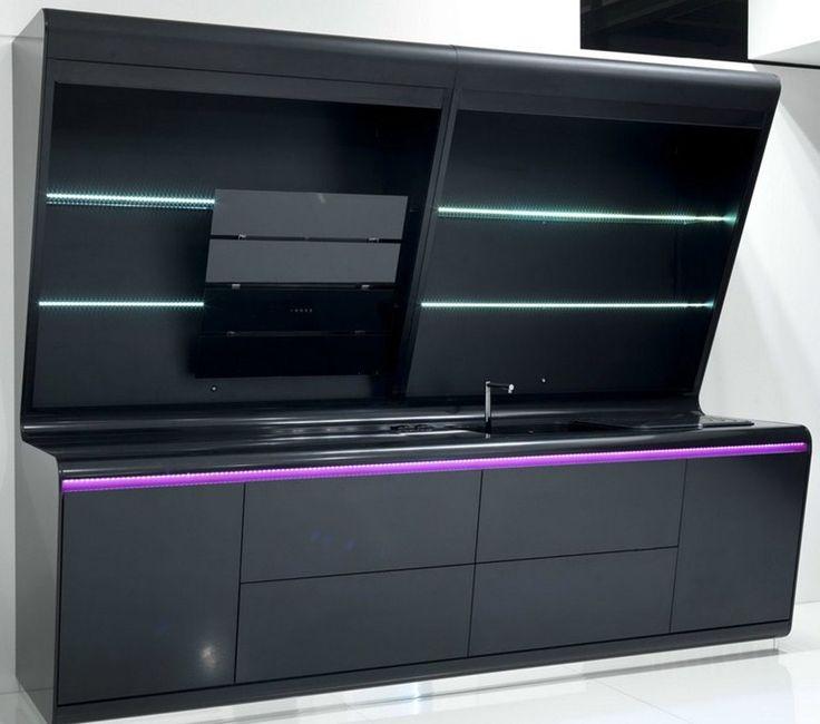 Contemporary style kitchen KOOK by Rastelli | design Karim Rashid