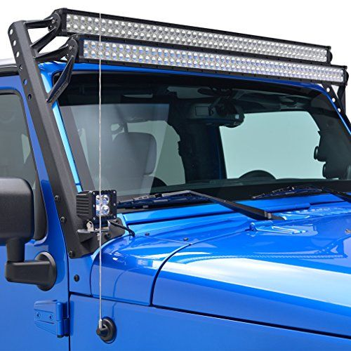 best ideas about truck led light bar jeep light jeep wrangler jk lighting mods including fog lights headlights light mount combos light bar off road lights light bar off road mounts best prices
