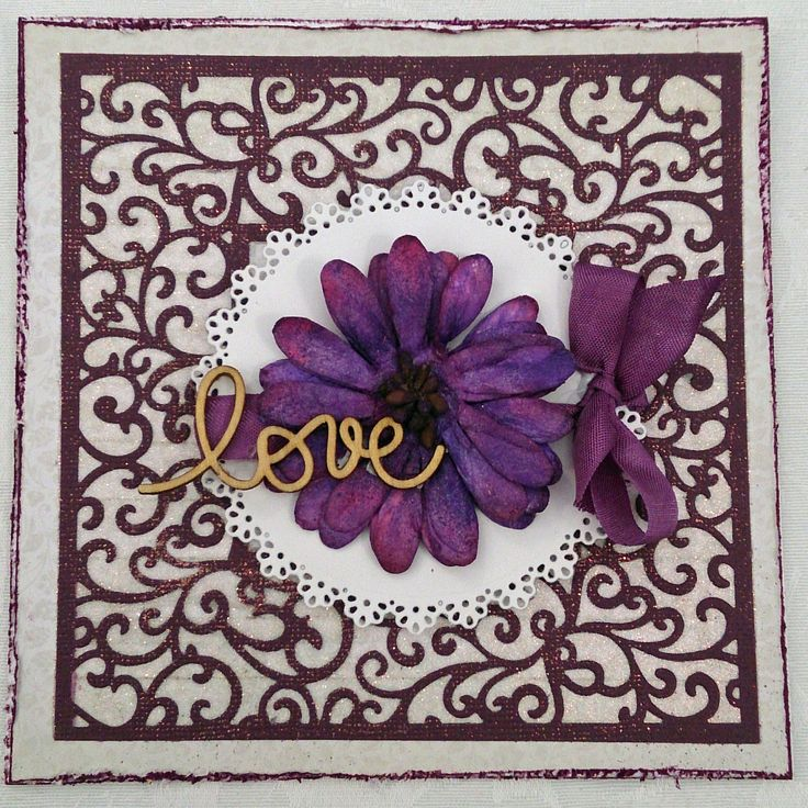 Couture Creations: Glittery Love by Kerrie Gurney | #couturecreationsaus #cards #decorativedies #glitter #flowers