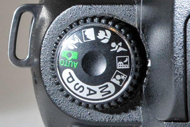 Nikon D70 Tips: new scene modes