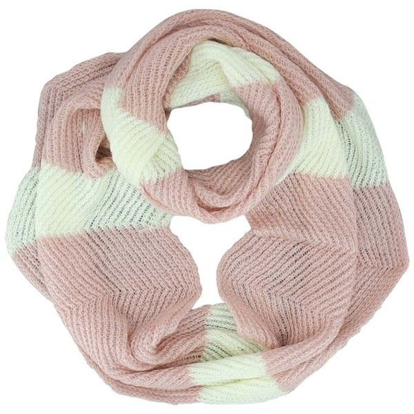Pink Zigzag Chevron Winter Knit Circle Infinity Scarf ($13) ❤ liked on Polyvore featuring accessories, scarves, heavy, pink, knit infinity scarf, knit circle scarf, infinity scarf, chevron infinity scarf and tube scarf