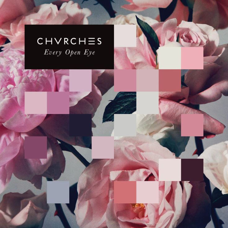 CHVRCHES Every Open Eye Septemeber 25th