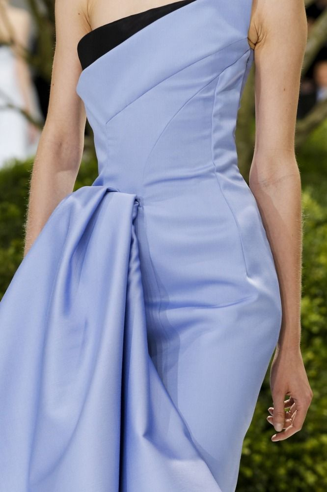 Christian Dior Haute Couture Spring-Summer 2013.