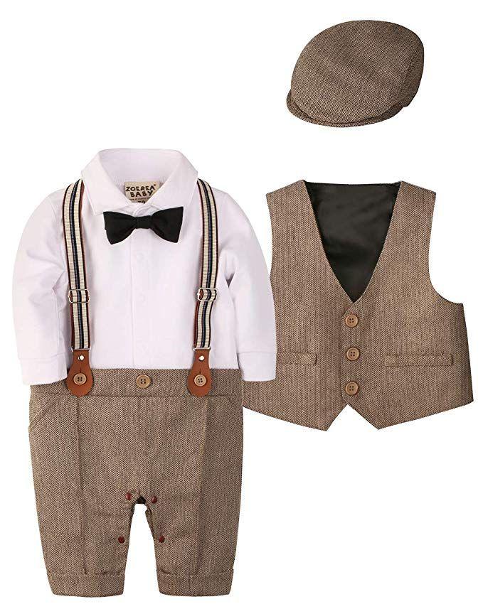 ba08db0e3 ZOEREA Baby Boy Suit Outfits Set