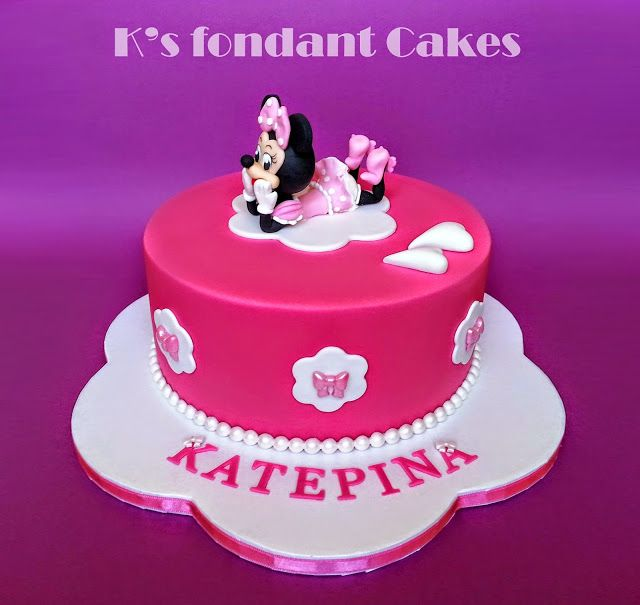 81 best Single Tier Cakes images on Pinterest