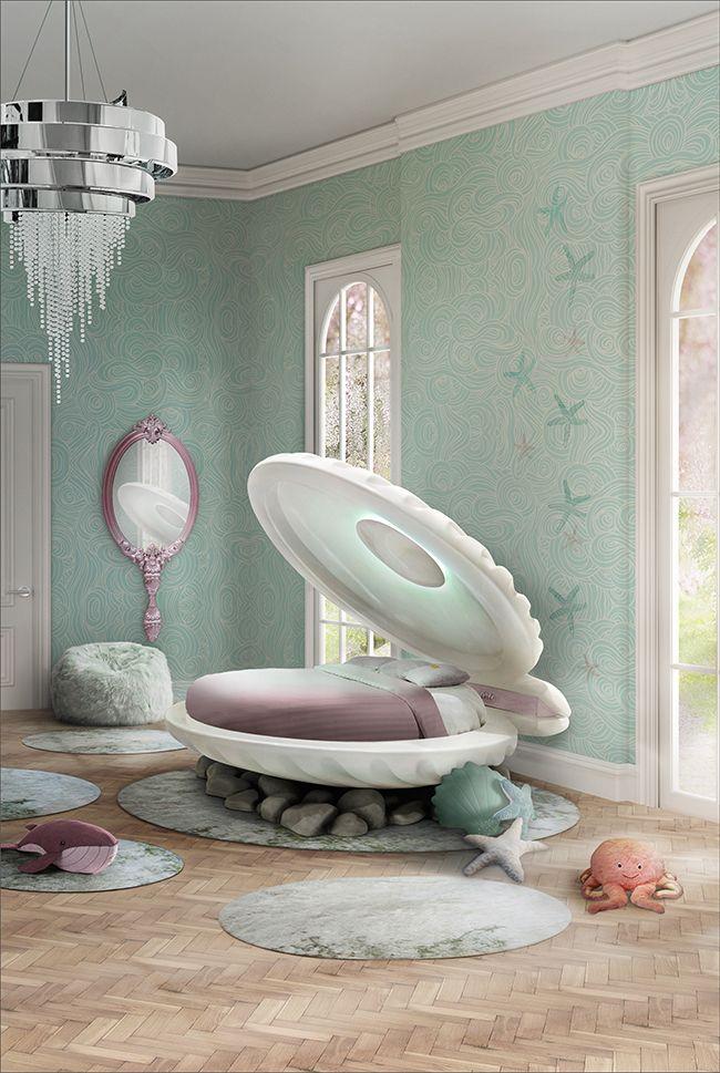 4 ideas geniales para decorar una habitaci n infantil for Habitacion infantil original
