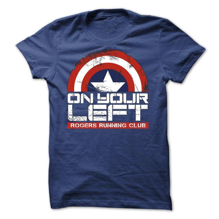 Fun Captain America T shirt!