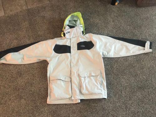 Gill Coast Jacket Extra Large XL Fishing Sailing Rain Gear