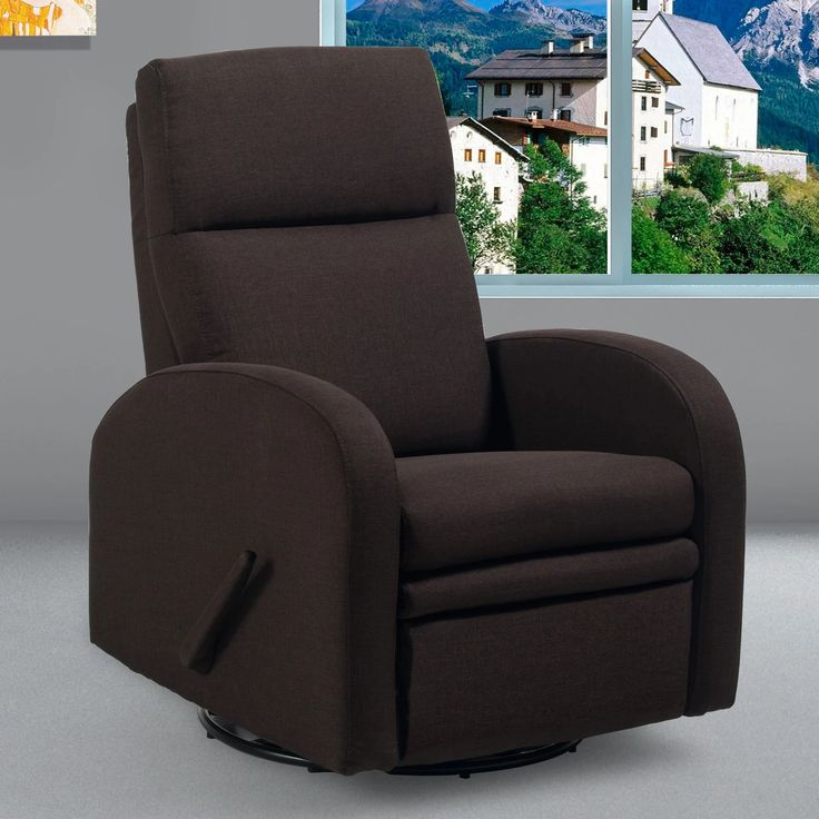 Sunset Trading Easy Living Warsaw Swivel Recliner | from hayneedle.com