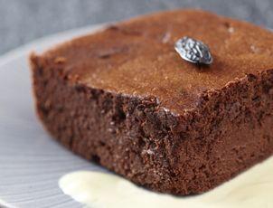 Brownies stevia - Pure Via