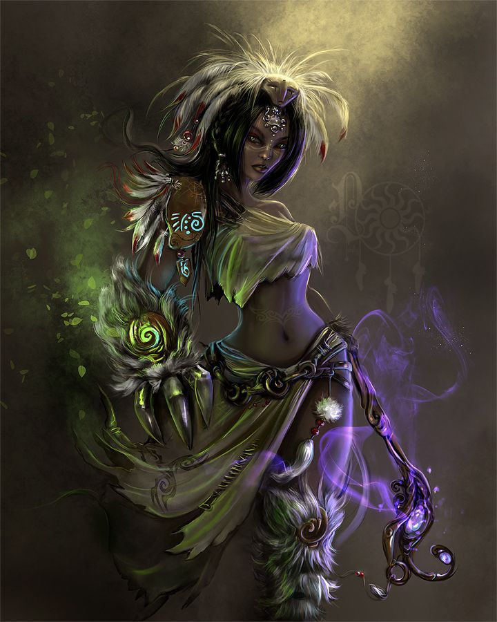 Magic/Shamanism