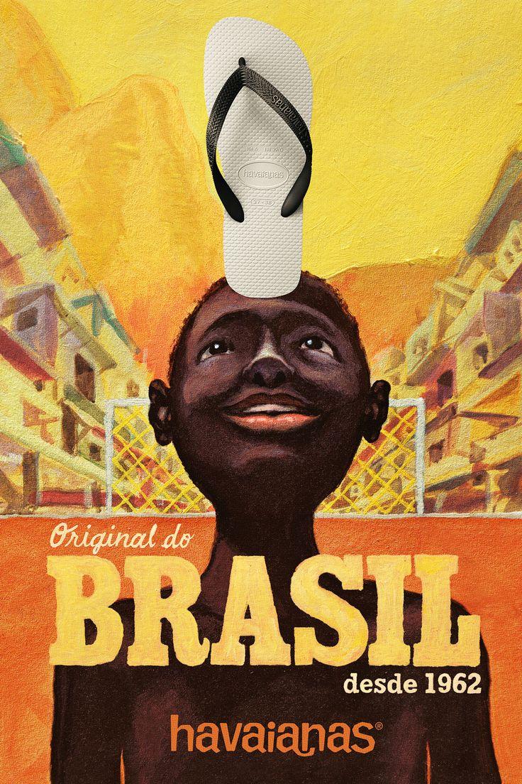 Havaianas - Original do Brasil desde 1962