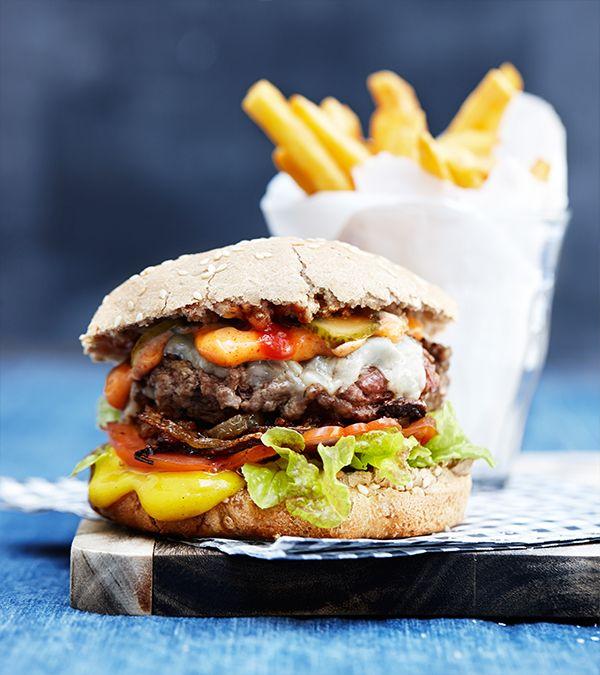 I lotspot Burger