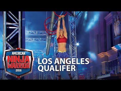 Stuntwoman Tears Through American Ninja Warrior Course As Wonder Woman