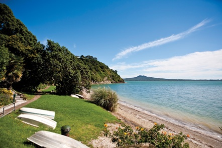 Karaka Bay, just a 5 minute walk from my home