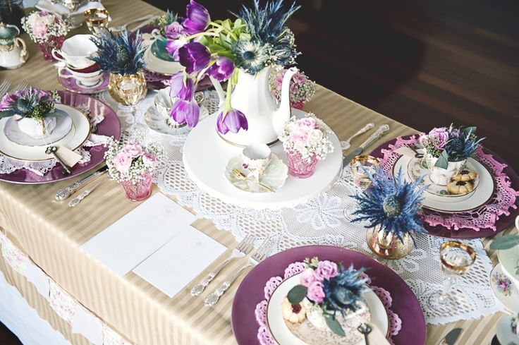 Victorian tea party victorian party pinterest for Victorian tea party supplies