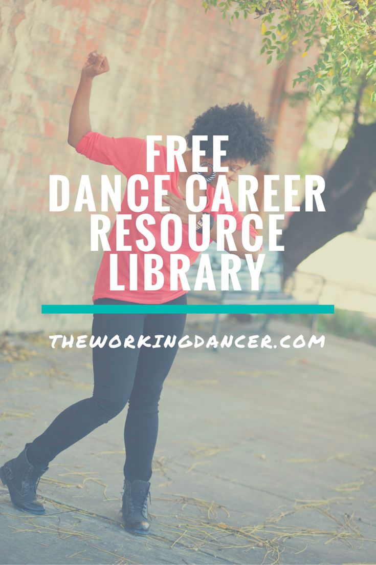 FREE Dance Career Resource Library | Level up your dance career today.  From audition tips, 'how tos' on taxes and business, and much more, this library of awesomeness will help you get your dance career in gear.  Click to access now, or save for later.