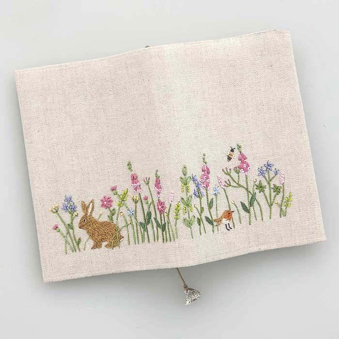 book cover / ブックカバー<Rabbit>
