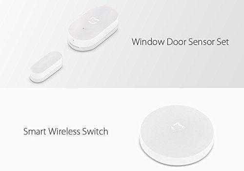 Desconocido Generique Smart Home Security Kit Xiaomi Gateway