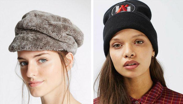 Как выбрать шапку, чтобы она подходила под форму лица