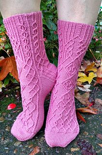 Distract yourself from all your woes with this FREE sock design, which was the October/November 2017 Knit-A-Long for the Solid Socks Ravelry group. Join the group to be eligible for prizes and general sock-lover camaraderie!