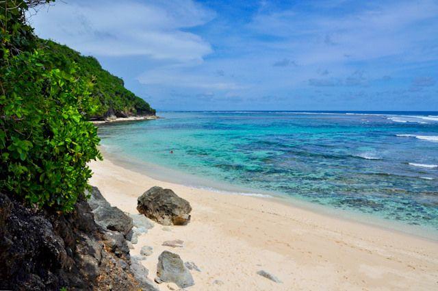 Green Bowl Beach - Bali                                                       …
