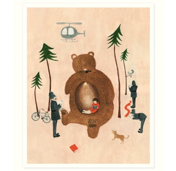 Uh Oh Print | Folly Home | Design-led Gifts, Home wares, Vintage Finds