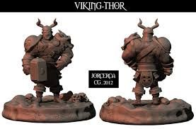 thor 3d model - Google Search
