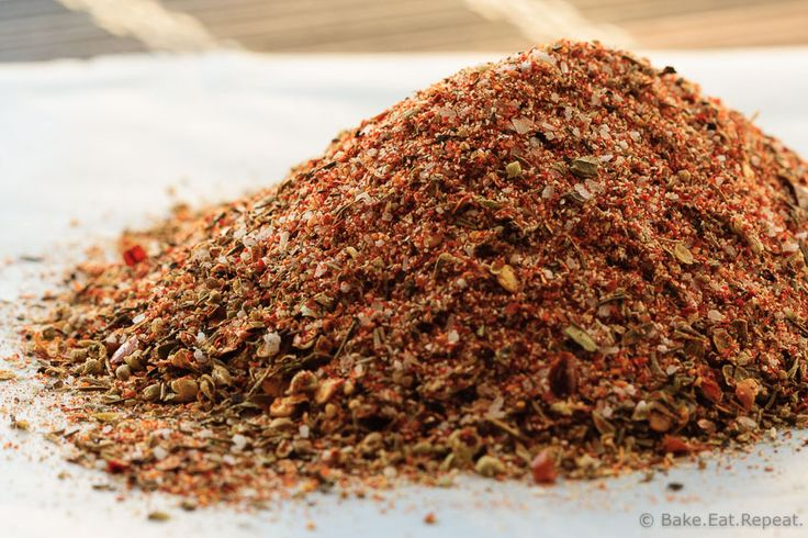 Quick and easy homemade cajun seasoning that you probably have all the ingredients for already!  You'll never need to buy pre-made cajun seasoning again!