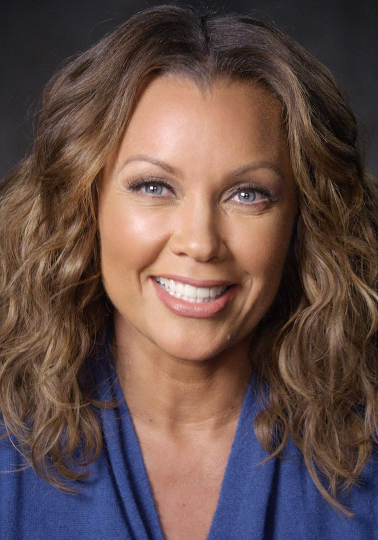 "Vanessa Williams: ""I'm a Romantic"""