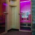 Finse sauna en infrarood sauna