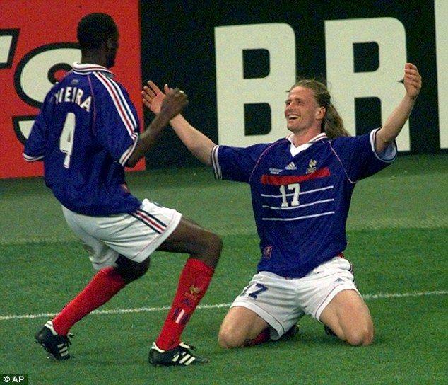 Resultado de imagem para Bresil x France 1998