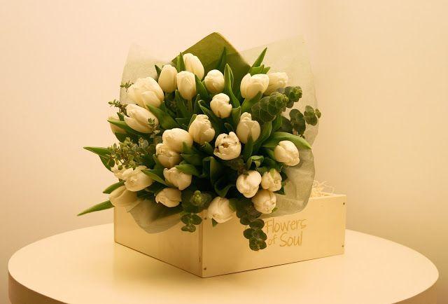 Flowers of Soul: Buchete cu lalele