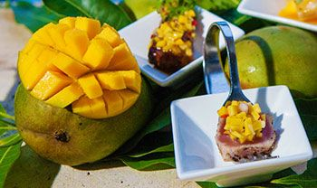 Don't miss the Mango Madness Festival, a #culinary event held at Jade Mountain Resort in #SaintLucia. https://www.caribbeanbluebook.com/members/79/saint-lucia-tourist-board/events/503/mango-madness-festival.html?utm_content=bufferb740e&utm_medium=social&utm_source=pinterest.com&utm_campaign=buffer #Caribbean #Hotel #Vacation #Travel #Tourism