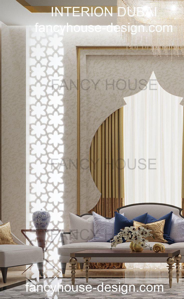 Modern Arabic Majlis Traditional Seating In Moroccan Style Moroccan Style Interior Moroccan Interiors Interior Design Moroccan living room designs