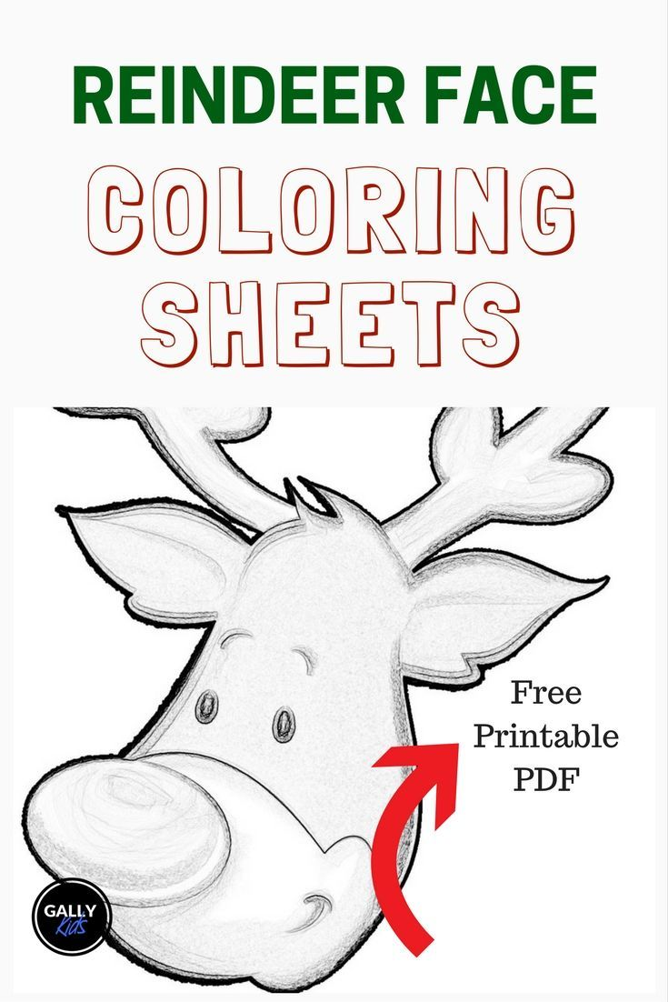 Reindeer Face Coloring Pages Free 16 R Rudolph Coloring Pages Christmas Coloring Pages An In 2021 Reindeer Face Merry Christmas Coloring Pages Christmas Coloring Books