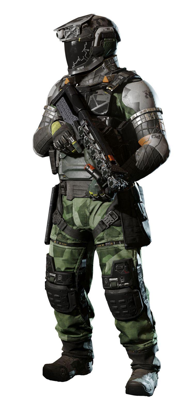 Call of Duty: Infinite Warfare Story Trailer Debuts – ComingSoon.net