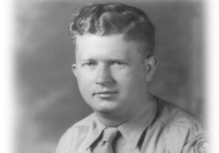 Captured by the Germans during the battle of the bulge, Master Sergeant Roddie Edmonds  instructed all of the soldiers in the camp to show up alongside their Jewish comrades.