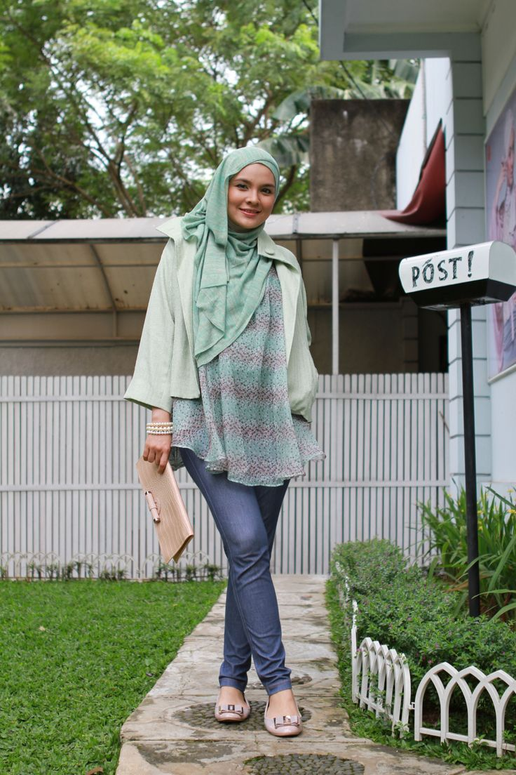 hijab for maternity