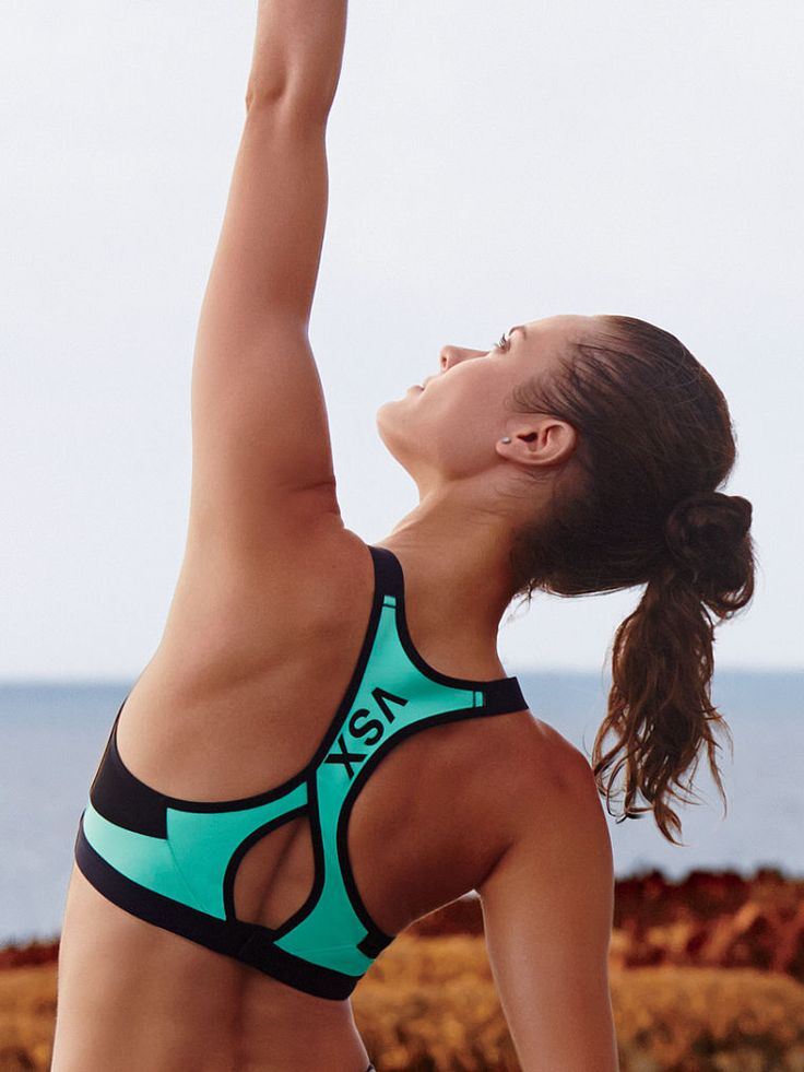 Practice everywhere. You can't keep this max-support sport bra to the studio. | Incredible by Victoria's Secret Sport Bra