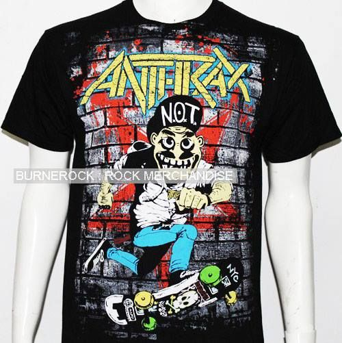 Anthrax: Skater Guy
